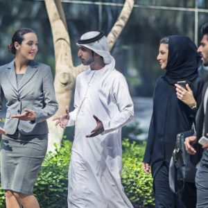 Doing business in Abu Dhabi